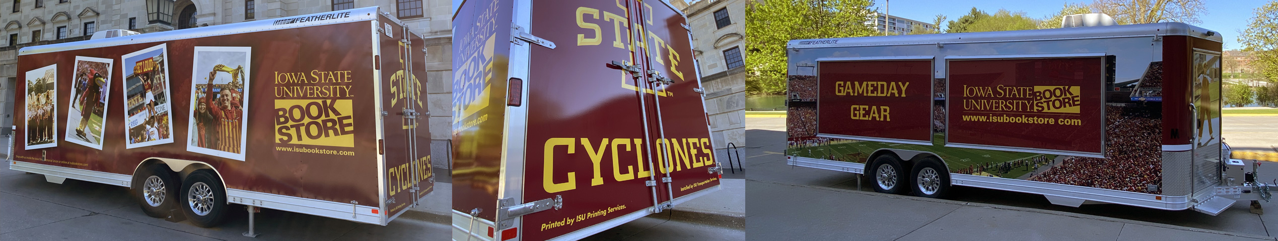 Iowa State Cyclones Decal North 49 Decals